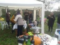 Halloween party 25 Oct 2014
